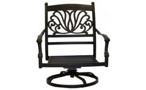 Ariana Swivel Club Chair