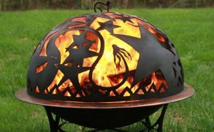 "Orion 48"" Fire Table"